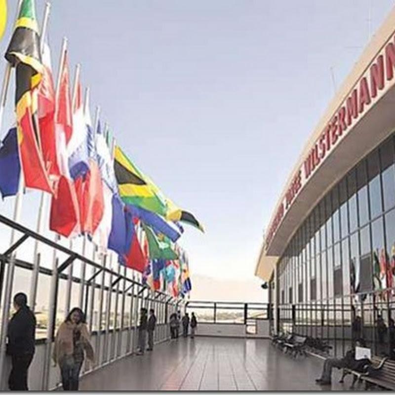 Aeropuerto Internacional Jorge Wilstermann (Cochabamba, Bolivia)
