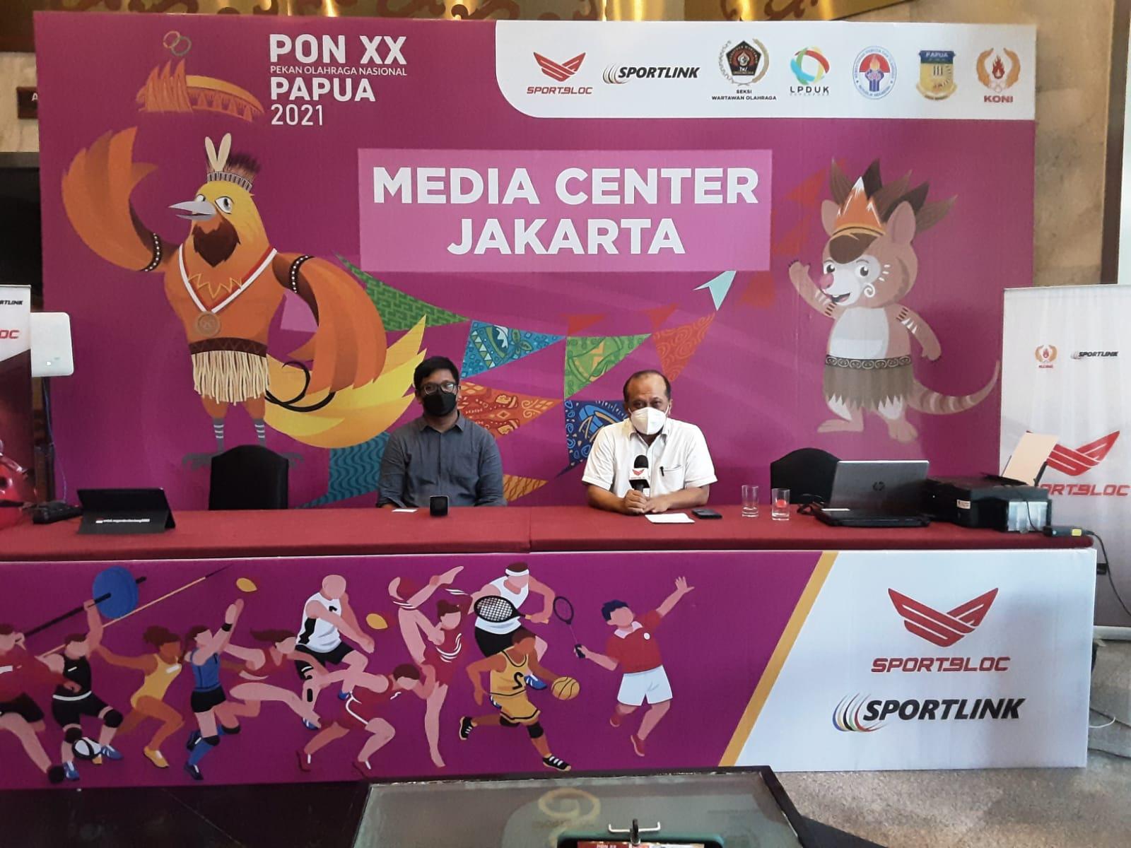 Equinoc Bergabung Dalam Mendukung PON XX Papua 2021