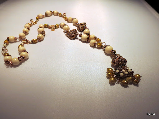 Ivory Treasure Necklace