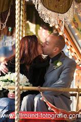 Bruidsreportage (Trouwfotograaf) - Foto van bruidspaar - 210