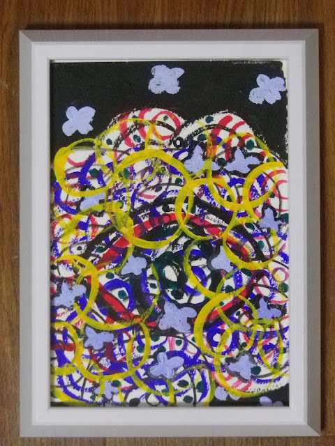 germination / [めばえ] - 伊藤洋子の美術