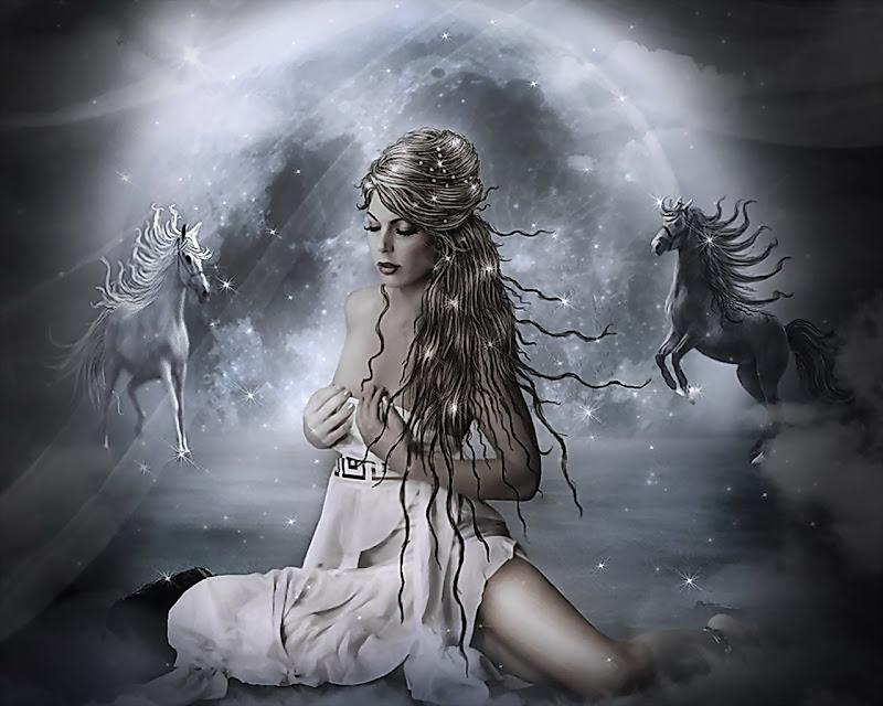 Dream Of Horses, Fairies 4