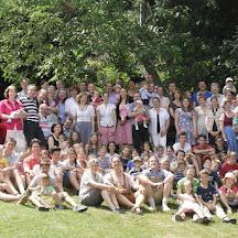 Familiennachmittag und Immaculatatag Juni 2015