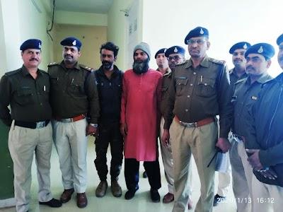 कोतवाली पुलिस ने 26 लाख रुपये से अधिक के लहसुन सहित ट्रक एवं आरोपी को किया गिरफ्तार   Shivpuri News