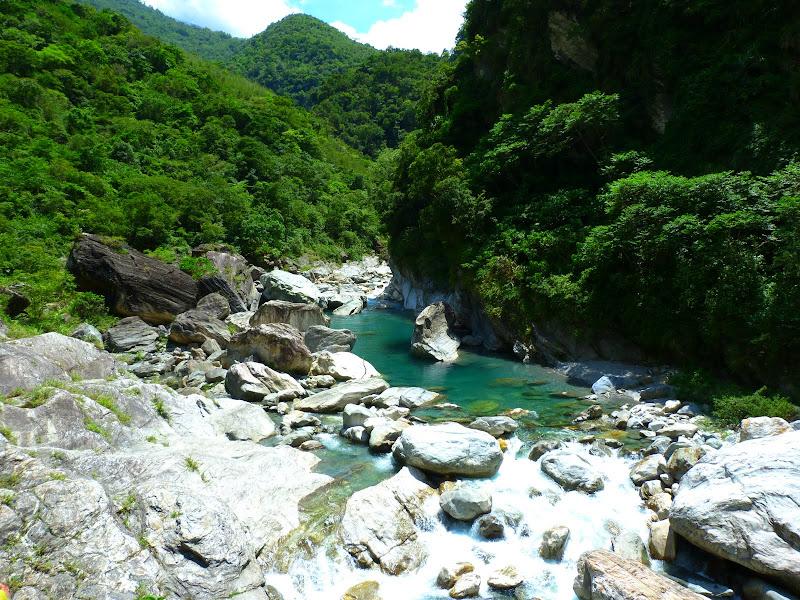 Hualien County. Tongmen village, Mu Gua ci river, proche de Liyu lake J 4 - P1240327.JPG