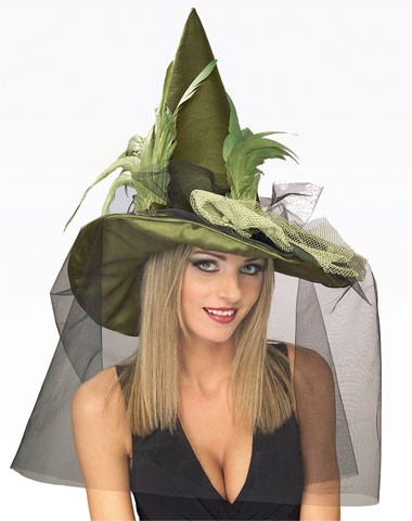 Green Lady, Green Witches