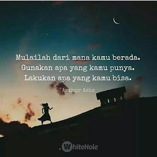 jangan pernah menyerah dan jangan putus asa
