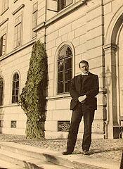 Carl Gustav Jung 1910