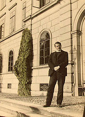 Carl Gustav Jung 1910, Carl Gustav Jung
