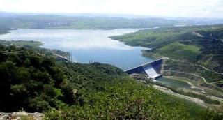 Oum El Bouaghi : lancement de l'opération du remplissage du barrage Ouarkis depuis les eaux de Beni Haroun