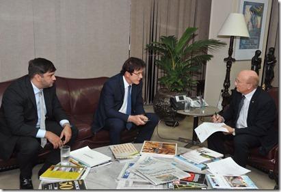 Reunião Ministério da Justiça