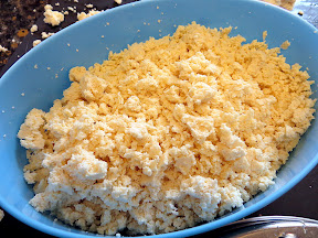 Vegetarian Shepherd's Pie, tofu mince