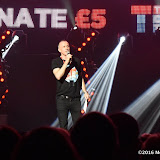 OIC - ENTSIMAGES.COM - Tim Lovejoy Keynote speech thanking sponsors  at the Teenage Cancer Trust at The Royal Albert Hall in London 19th  April  2016 Photo Mobis Photos/OIC 0203 174 1069