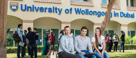 College Scholarships for New Students at University of Wollongong in Dubai, 2018