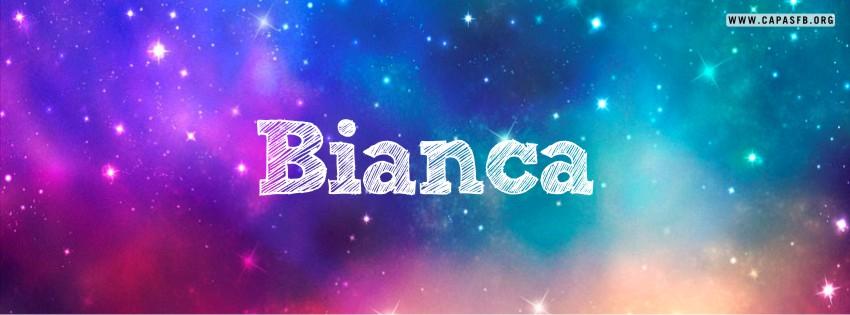 Capas para Facebook Bianca