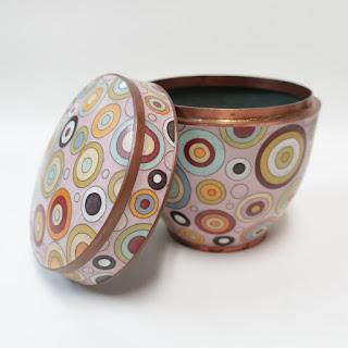 Fabienne Jouvin  Cloissone Jar