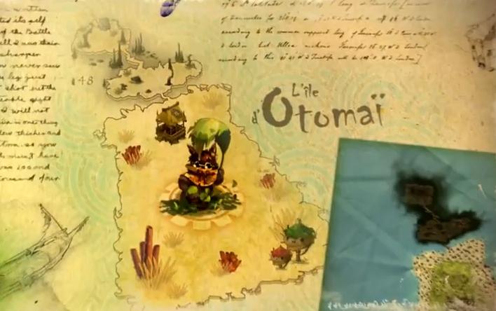 L'île d'Otomaï