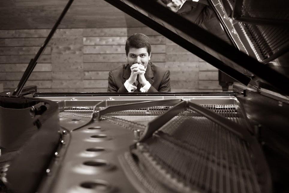 El pianista venezolano estrenará el piano que Yamaha Venezuela ha otorgado en honor a El Sistema