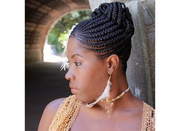 Latest Nigerian Braids Hairstyles For Ladies 7
