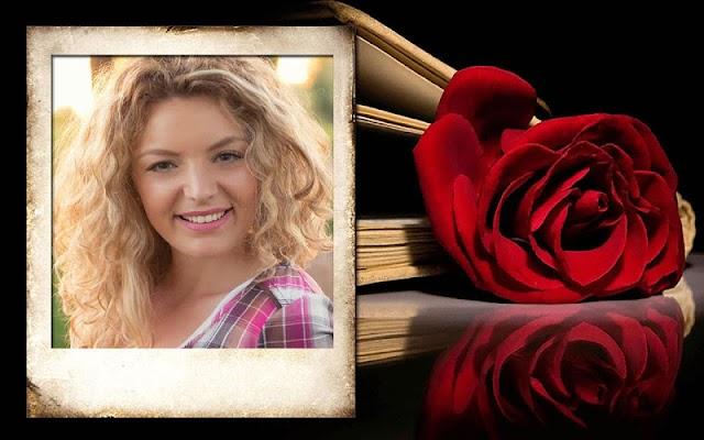 Rose Flower Photo Frames - screenshot