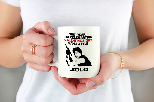 HANS Solo Valentine ON CUP