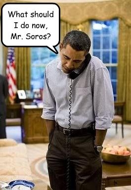 George Soros and Obama