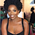 Annie Idibia Puts Her Bare-bearing Cleavage On Display (Photo)