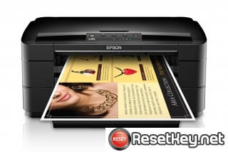 Reset Epson WorkForce WF-7010 printer Waste Ink Pads Counter