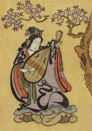 Benzai Ten, Gods And Goddesses 2