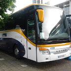 Setra van Monbus bus 1620 (E)