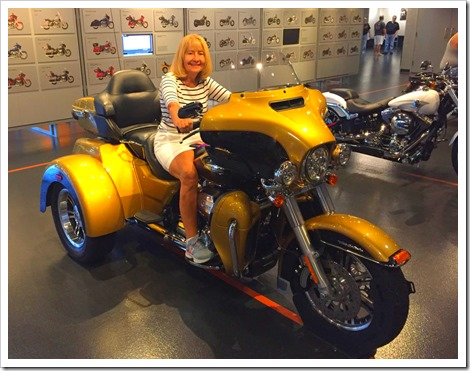 Marsha motorcycle