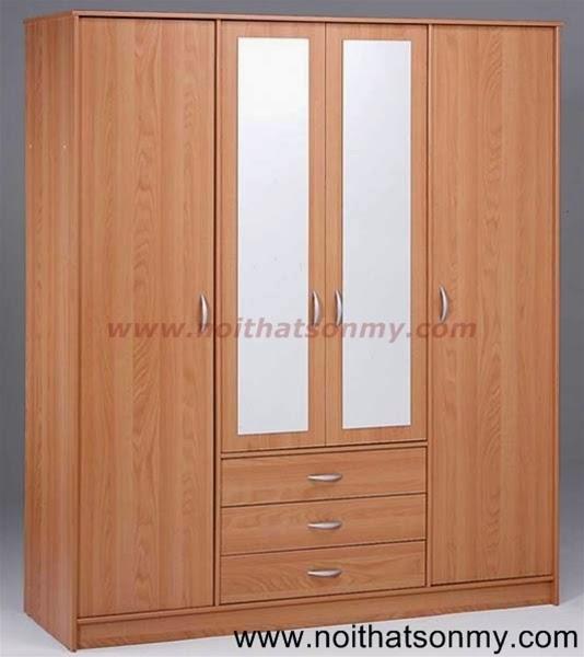 Tủ áo gỗ 10
