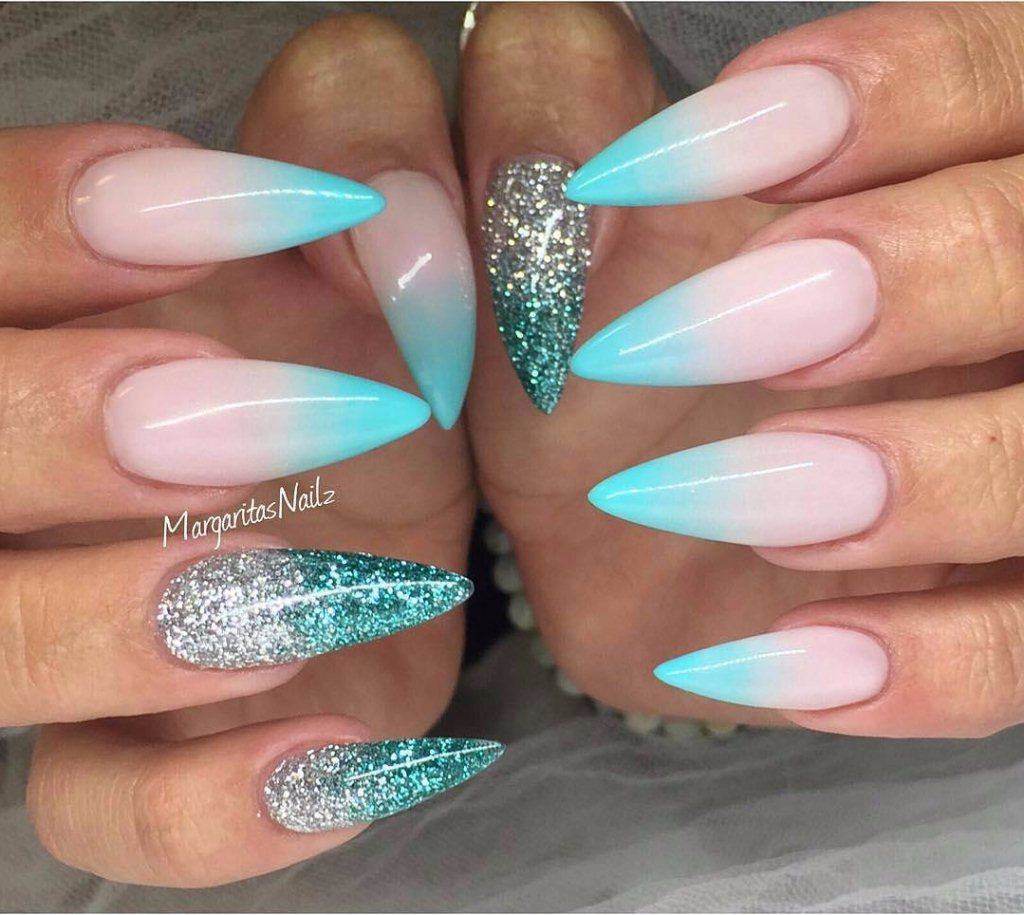 Awesome Acrylic Nail Designs 2017 Styles 7