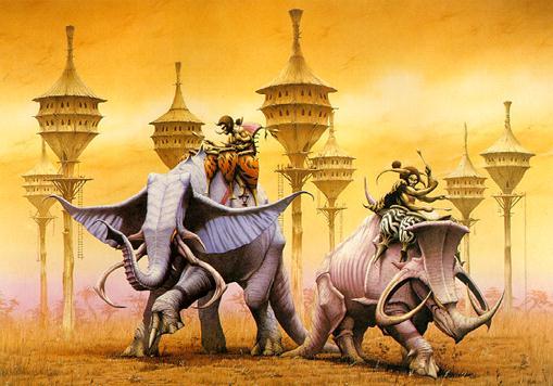 Drum Animals, Magic Animals 1