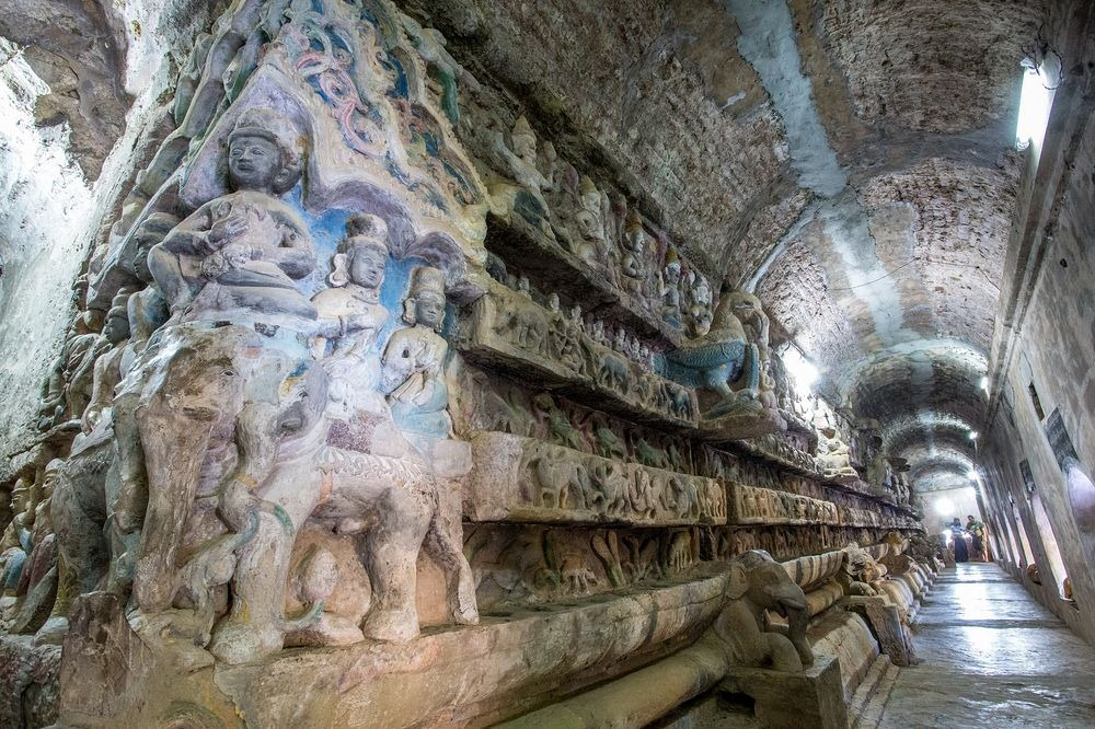 The Forgotten Ruins of Mrauk U | Amusing Planet
