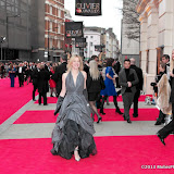 WWW.ENTSIMAGES.COM -   Janie Dee    at      The Olivier Awards at Royal Opera House, Covent Garden, London, April 28th 2013                                               Photo Mobis Photos/OIC 0203 174 1069