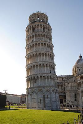 My Photos: Italy -- Pisa -- Piazza dei Miracoli -- Torre de Pisa