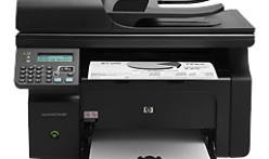 Down HP LaserJet Pro M1212nf printer installer