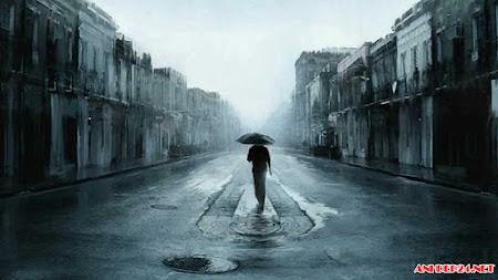 15+ Hình ảnh mưa buồn nhất – Ảnh mưa buồn cô đơn nhất