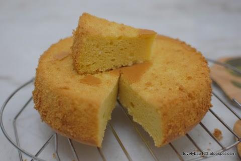 最简单的威风蛋糕