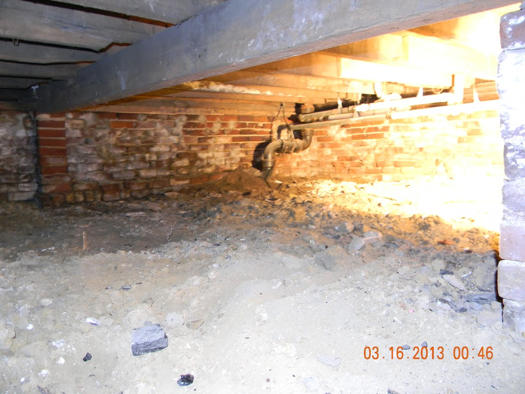 Crawlspace Vapor Barrier Installer Cincinnati and Dayton Jaco