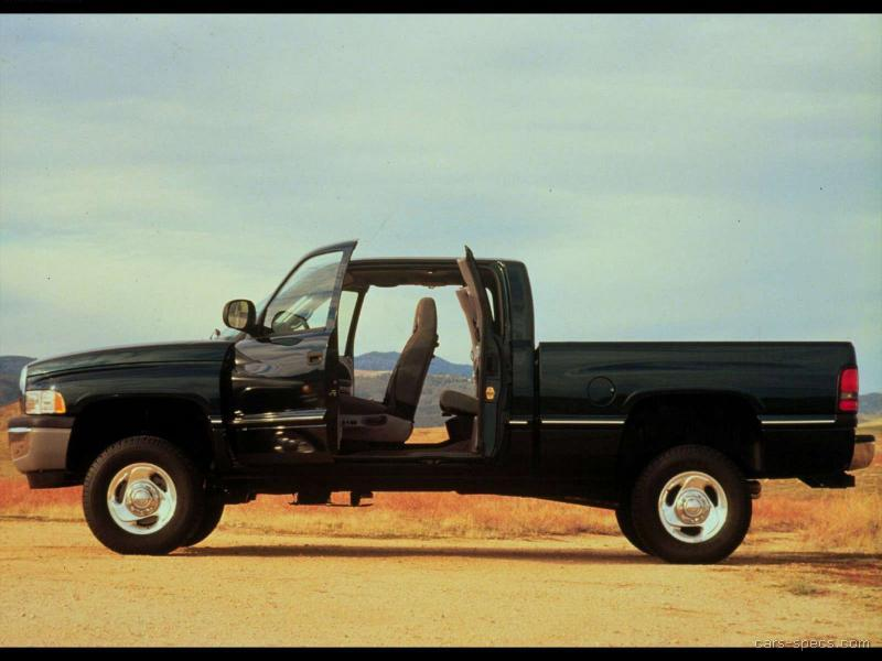 1998 dodge ram pickup 3500 extended cab specifications pictures prices. Black Bedroom Furniture Sets. Home Design Ideas