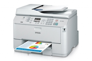 Drivers & Downloads Epson WorkForce Pro WP-4590 printer for Windows OS