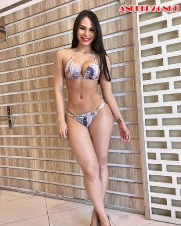 Rayssa Teixeiro Melo gái đẹp khoe 3 vòng khủng