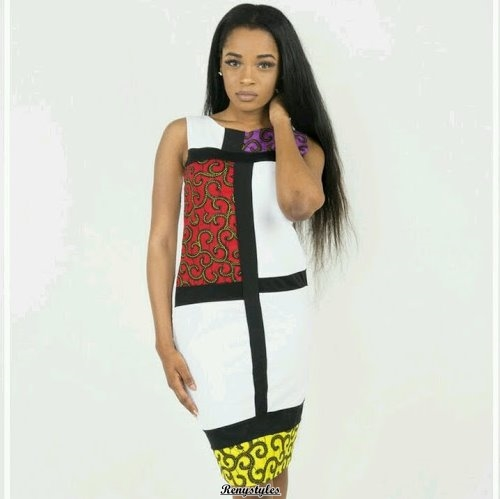 Pictures of the latest african dresses