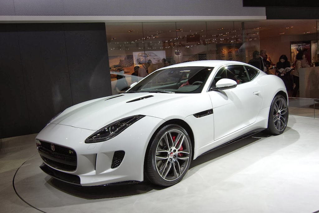 Jaguar F-Type Coupe 13