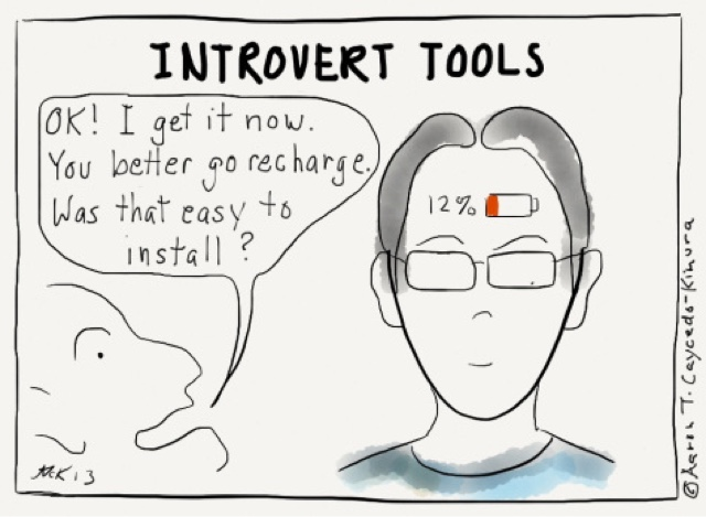 Image result for introverts burn out