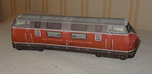 1953 V200 - Deutsche Bundesbahn