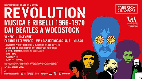 Revolution. Records and Rebels 1966-1970 - dai Beatles a Woodstock