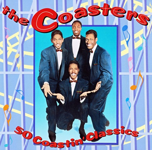 The Coasters - 50 Coastin´ Classics - Front